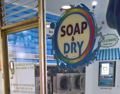 Horario - Soap & Dry Lavandaria Self Service em Algés, Miraflores, Linda a Velha, Pedrouços, Belém, Restelo, Cruz Quebrada, Dafundo, Oeiras